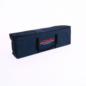 Carry bag for the complete vending mover system from Airsled
