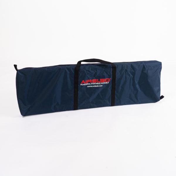 Airsled blue carry bag for 12x30 air beams