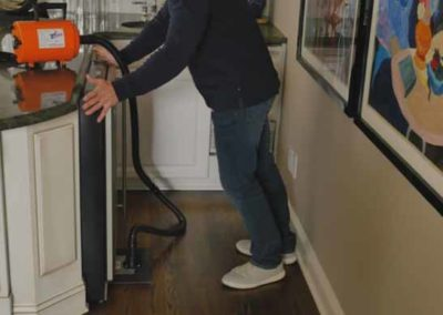 Airsled's Mono Air Beam accessory for smaller appliances