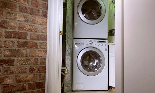 Airsled's Light-Duty Appliance Mover Moving Residential Laundry Equipment