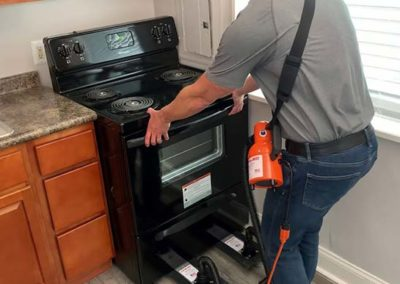 Airsled's Light-Duty Appliance Mover as a Property Maintenance Tool